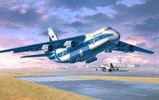 """Chạy nước rút tránh xa nền văn minh: Ai đã """"ăn cắp"""" máy bay An-124 Ruslan của Ukraine?"""