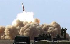 NÓNG: Israel phóng tên lửa Patriot đánh chặn máy bay không người lái từ Syria