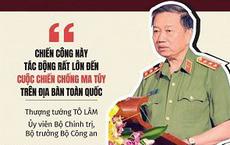 Nổ súng tiêu diệt trùm ma túy ở Lóng Luông: Các tư lệnh đánh án nói gì?