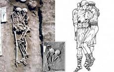 Cặp hài cốt chết trong tư thế kỳ lạ chưa từng thấy và sự thật bất ngờ cách đây 3.000 năm
