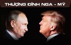 Cựu đại sứ Mỹ khuyên TT Trump: Không được khen ngợi ông Putin, không nhượng bộ về Crimea
