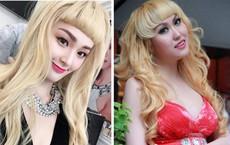 """Tình cũ Cường Đô la Hạ Vi bị chê """"lột xác"""" kém xinh, giống hệt Phi Thanh Vân"""