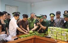 3 người Lào đi xe bán tải mang cả yến ma tuý vào Việt Nam để bán
