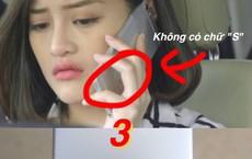 """Chỉ một chiếc điện thoại, dân mạng đã soi ra """"sạn"""" trong phim Việt hot nhất thời gian qua"""