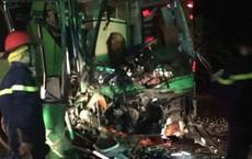 NÓNG: Tai nạn giữa 2 xe khách, 24 người bị thương