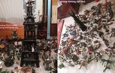 Bộ sưu tập lego hơn 20 triệu, tích góp trong 6 năm và chứa trong 4 phòng ngủ mới hết