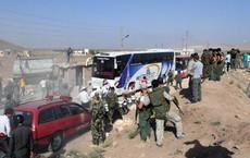 Quân nổi dậy Syria quy hàng, biên giới với Israel lần đầu được khơi thông