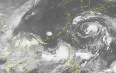 Sau bão Sơn Tinh, khối áp thấp nhiệt đới mới đang xuất hiện trên biển Đông