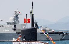 """Báo Trung Quốc: Không được đánh giá thấp lực lượng tàu ngầm Kilo """"sát thủ"""" của Việt Nam"""