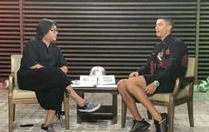 Sự thật bất ngờ vụ Ronaldo mắc bệnh ngôi sao, tức tối bỏ về giữa cuộc phỏng vấn tại Trung Quốc