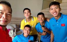 Trước trận U23 Việt Nam - U23 Pakistan: Chàng trai áo vàng khiến bao người ghen tỵ