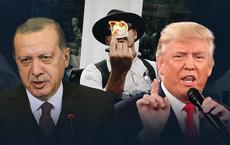 """Tự """"vạch áo cho người xem lưng"""", Thổ Nhĩ Kỳ phải nhượng bộ Mỹ vì lộ điểm yếu chết người?"""