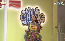 Khán giả bức xúc khi chứng kiến Lâm Khánh Chi gắt gỏng, quát nạt chồng trên truyền hình