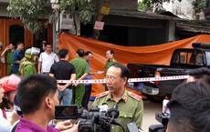 Camera ghi hình kẻ nổ súng bắn chết vợ chồng giám đốc ở Điện Biên