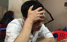 Bảo vệ chung cư trộm xe máy của người đàn ông ngủ trên vỉa hè ở Sài Gòn