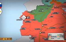 Quân đội Syria sắp đánh sào huyệt thánh chiến Idlib, người Kurd bắt đầu chia rẽ nội bộ