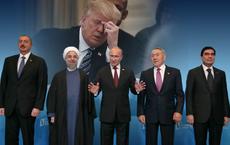 """Công ước Biển Caspi: Dù chưa hoàn chỉnh nhưng vẫn đủ sức """"cản chân"""" Mỹ, NATO"""
