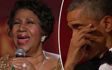 """Tầm vóc """"đáng sợ"""" của nữ ca sĩ khiến Tổng thống Mỹ Obama bật khóc khi vừa cất giọng"""