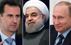 """Syria: Thắng lợi của ông Assad """"xé toạc"""" mối quan hệ thân tình Nga-Iran"""