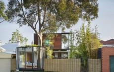 Chơi trội bằng ngôi nhà có thiết kế vô cùng đặc biệt, cặp vợ chồng mới cưới làm tất cả mọi người phải ghen tị
