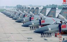 Đông nhưng không mạnh - Đây là điểm yếu chết người của Không quân Trung Quốc