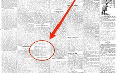 """Sửng sốt bài báo năm 1912 """"tiên tri"""" chính xác số mệnh Trái Đất ngày nay"""