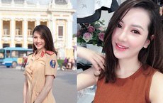 2 bức ảnh khiến nữ CSGT xinh đẹp trở thành tâm điểm chú ý của mạng xã hội