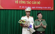 Công an TP Hồ Chí Minh có tân Phó giám đốc
