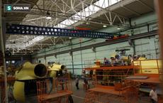 PV Việt Nam thâm nhập cơ sở công nghiệp quốc phòng lớn và hiện đại bậc nhất của Nga