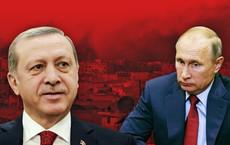 """""""Mắt xích"""" Nga-Thổ trong cuộc tấn công vào chiến trường đẫm máu cuối cùng của Syria?"""