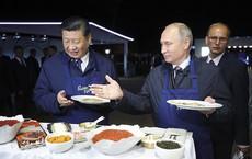 """Chiếc bánh của các ông Putin, Tập Cận Bình là món ăn """"khó nuốt"""" với phương Tây"""