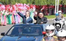 Lịch sử sang trang: Lãnh đạo Triều Tiên Kim Jong Un bất ngờ tuyên bố thăm Hàn Quốc