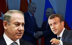 Toan tính của Israel và Pháp đằng sau cuộc tấn công Syria khiến IL-20 của Nga bị hạ