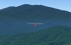 Thêm hình ảnh mới nghi MH370 rơi ở sườn núi tại Campuchia