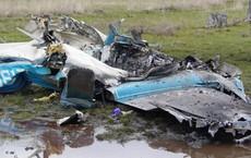 Siêu tiêm kích MiG-31 Nga vừa rơi - Vận đen đeo bám sau vụ IL-20 bị bắn nhầm