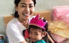 Các mạnh thường quân mở sổ tiết kiệm hơn 500 triệu đồng cho con gái diễn viên Mai Phương