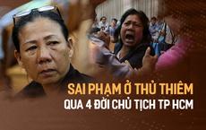 TP HCM xử lý các sai phạm ở Thủ Thiêm như thế nào?