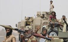 """Tưởng đã """"ngàn cân treo sợi tóc"""" nhưng Houthi lật ngược thế cờ trước liên quân"""