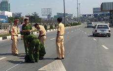 Va chạm với ô tô của đại úy CSGT, 2 người chết tại chỗ