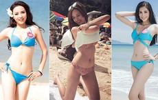 Đọ nhan sắc của 4 người đẹp đăng quang Hoa hậu Việt Nam năm 18 tuổi