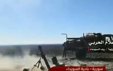 Quân đội Syria đánh rát chảo lửa Al-Safa, chiếm thêm chiến tuyến phòng ngự IS