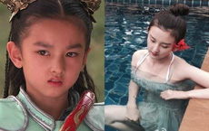 """Tiểu Na Tra xinh nhất màn ảnh: Gia thế """"khủng"""", lớn lên đẹp hơn cả Trương Bá Chi"""