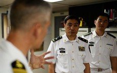 Dính đòn trừng phạt nhằm vào quân đội, Trung Quốc hủy chuyến thăm Mỹ của Tư lệnh Hải quân