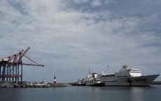 Tổng thống Venezuela vừa kết thúc chuyến thăm Bắc Kinh, tàu hải quân TQ ngay lập tức cập cảng