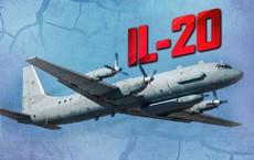 """Lộ diện mục đích thực của Israel khi """"gài bẫy"""" bắn rơi máy bay trinh sát IL-20 Nga"""
