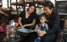 Con gái lớn của Kiều Trinh: Cha mẹ chia tay, hết lòng thương các em cùng mẹ khác cha