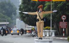 Phân luồng giao thông phục vụ lễ Quốc tang Chủ tịch nước Trần Đại Quang