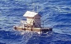 """Câu chuyện phi thường: Chàng trai Indonesia """"uống nước biển, bắt cá bằng tay không"""" sống sót sau 49 ngày lênh đênh giữa biển khơi"""