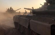 """Tạm hoãn """"tấn công toàn diện"""" ở Idlib, quân Syria chuyển hướng chiến lược"""