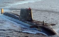 """Tàu ngầm tỷ đô gặp tai nạn trước ngày đi biển, thủy thủ Anh lo sợ bị """"nguyền rủa"""""""